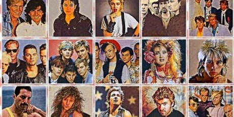 FIESTA DE REGRESO A LOS 80s - SABADO 01 FEBRERO entradas