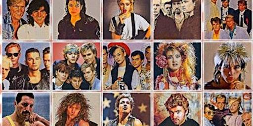 FIESTA DE REGRESO A LOS 80s - SABADO 01 FEBRERO