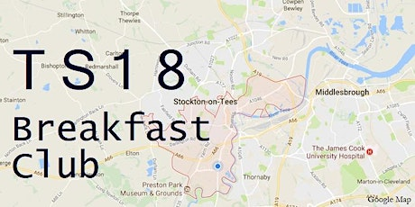 TS18 Breakfast Club with guest speaker from Teesside International Airport tickets