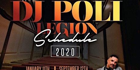 Salsa Night At The Legion W/DJ POLI tickets