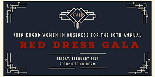 10th Annual Red Dress Gala