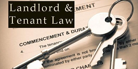 [RentingSmart] Virginia Residential Landlord and Tenant Act - Your Rights as a Landlord tickets
