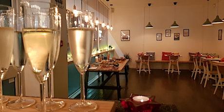 Valentine's Special - Sparkling Wine Tasting with Deli Board tickets