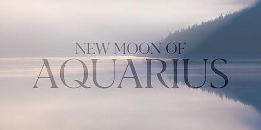 New Moon of Aquarius Connection – Traducción Simultánea al Español - MIAMI
