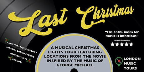 Last Christmas – A Musical Christmas Tour tickets