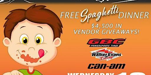 ROTR Free Spaghetti Dinner