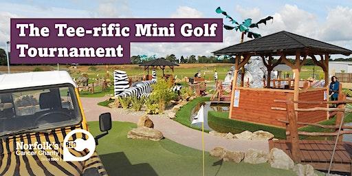 Tee-rific Mini Golf Tournament