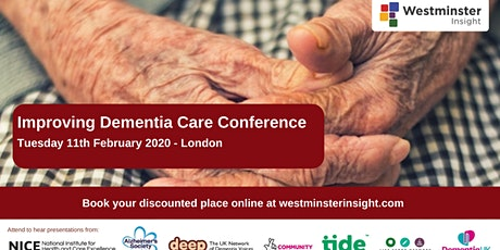 Improving Dementia Care Conference tickets
