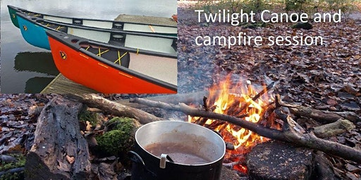 Twilight Paddle and Campfire