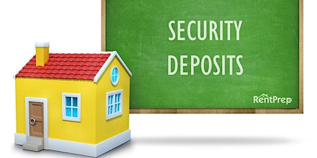 [RentingSmart] Security Deposits: Do's and Dont's tickets