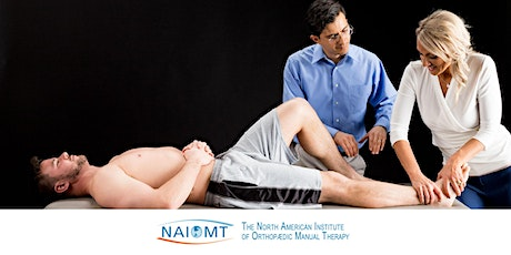 NAIOMT C-621 Lower Extremity [Andrews University - Berrien Springs, MI]2020 tickets