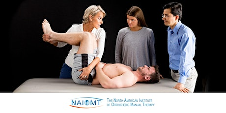 NAIOMT C-511 Lumbopelvic Spine I [Andrews University - Berrien Springs, MI]2020 tickets