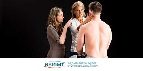 NAIOMT C-516 Cervical Spine I [Andrews University - Berrien Springs, MI]2020 tickets