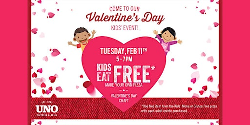 Kids Valentines Day Party