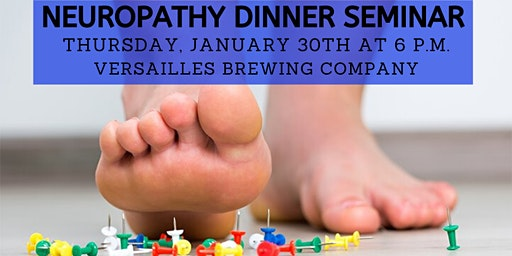 Neuropathy Solutions Dinner, hosted by Tony Delk IMAC Regeneration