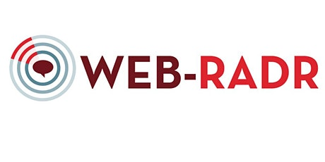 WEB-RADR Stakeholder Event tickets