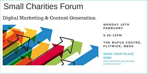 Small Charities Forum