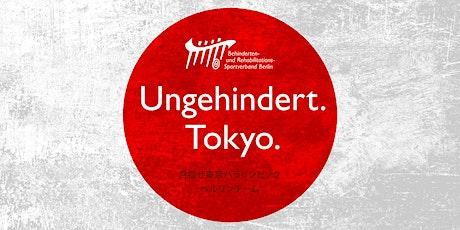 Sportler Gala Ungehindert.Tokyo. Tickets