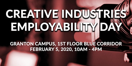 Creative Industries Employability Day 2020 tickets