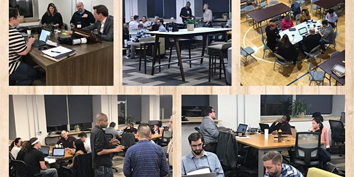 Flipping Finance Challenge 2020 18-Hour Design Sprint and Innovation Summit