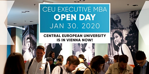 CEU Executive MBA Vienna Open Day