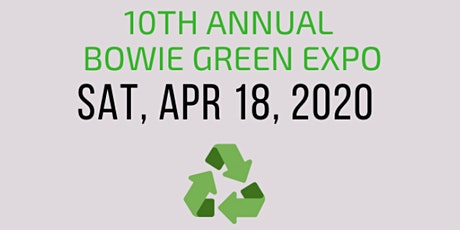 2020 Bowie Green Expo  tickets