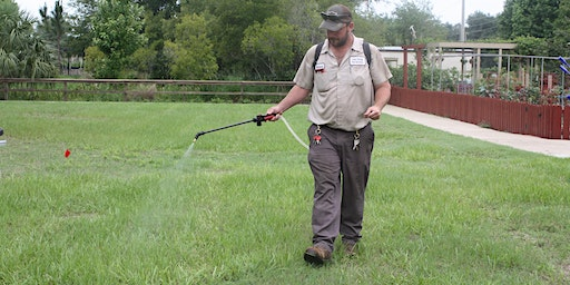 Review and Exam for Limited Certification Pesticide Applicator Licenses