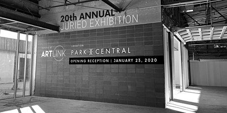 20th Annual Artlink Juried Exhibition tickets