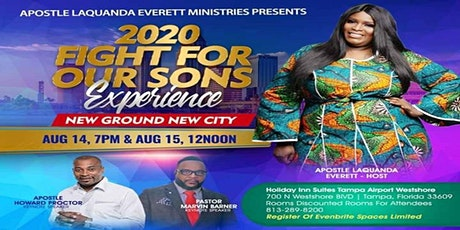 2020 5th Annual Fight For Our Sons Experience tickets