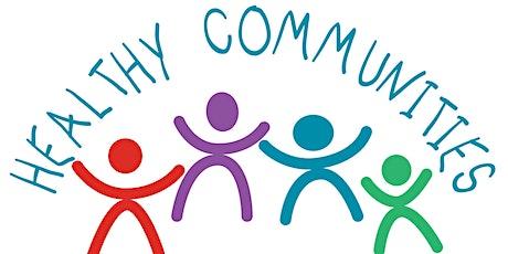 Healthy Community Grants Workshops tickets