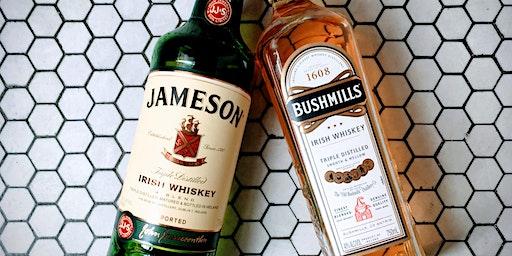 Irish Jig Rockin' Bar Class