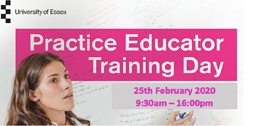 Speech and Language Therapy Practice Educator Day 25th February 2020