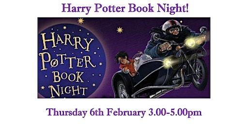 Cheltenham Children's Library - Harry Potter Night 2020  Drop-in event