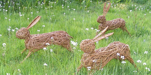 Willow Hare Making with Dominic Parrette
