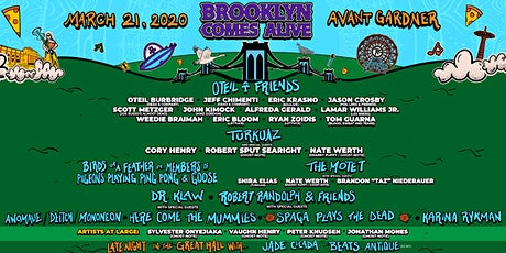 Brooklyn Comes Alive 2021 tickets