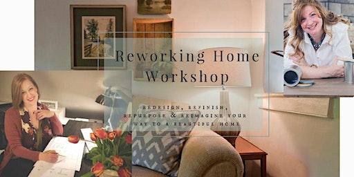 Reworking Home Workshop