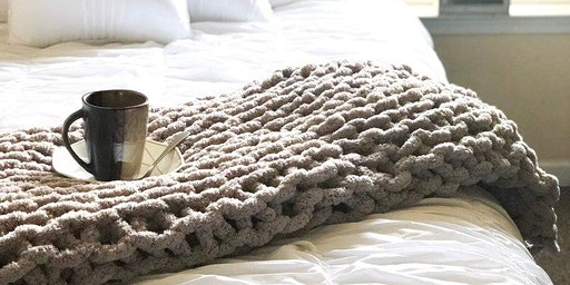 Chunky Blanket Workshop - CLT