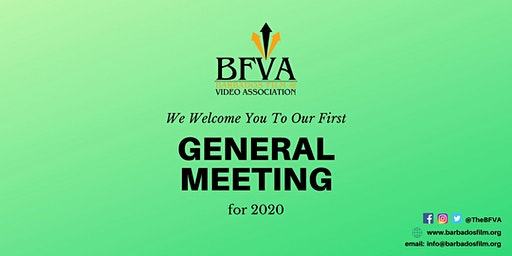 BFVA 1st General Meeting - 2020
