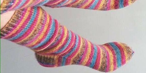 Sock Knitting Class - January 2020