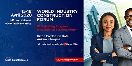 WORLD INDUSTRY CONSTRUCTION FORUM (WIFC) billets
