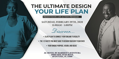 Invest A Day Design Your Life! tickets