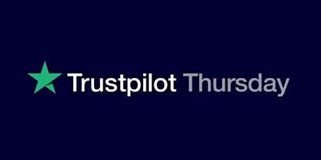 Trustpilot Thursday at IRX - 1st April tickets