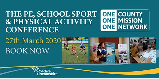 PE, School Sport and Physical Activity Conference 2020