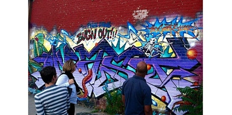 """Street / Art, Gowanus"" Brooklyn art walk (07-11-2020 starts at 11:30 AM) tickets"