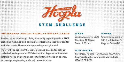 2020 Hoopla STEM Challenge