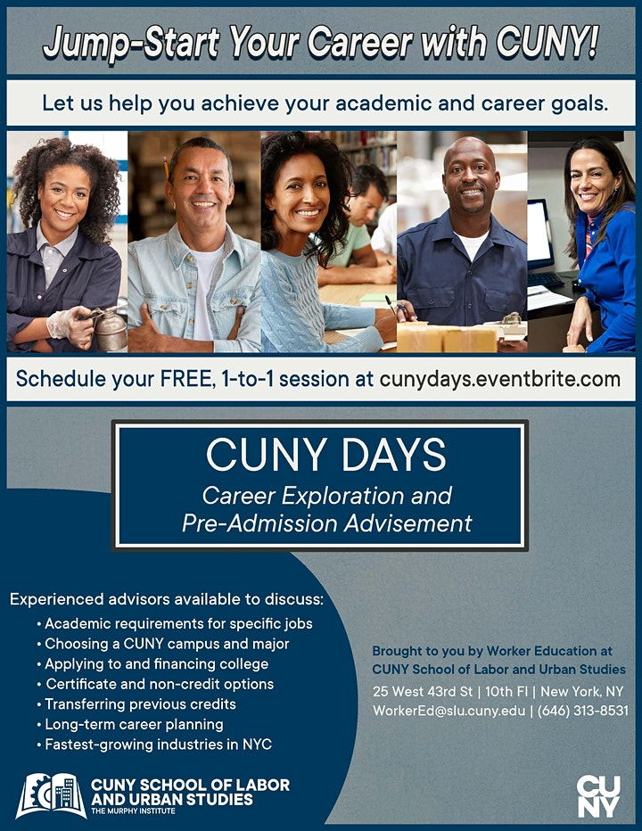 CUNY Days image
