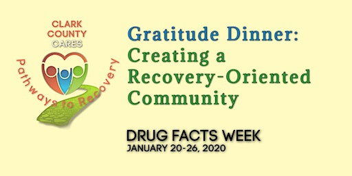 Gratitude Dinner: Creating a Recovery-Oriented Community