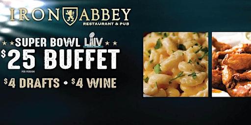 Superbowl LIV Buffet & Watch Party