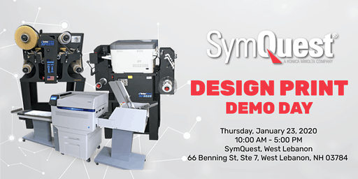 SymQuest Design Print Demo Day