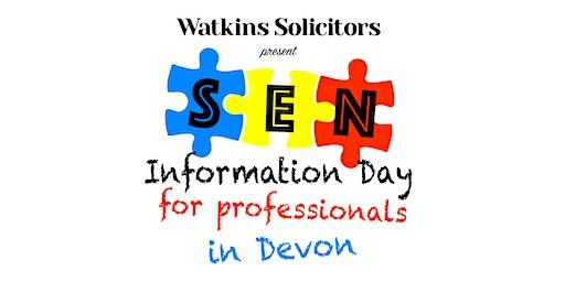 SEN Information Day for Professionals in Devon